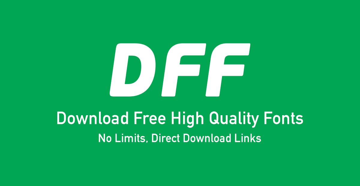 DFF - Popular free high quality fonts, Helvetica Normal, San